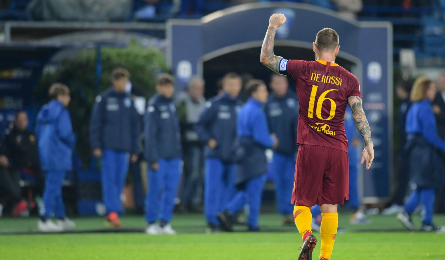 Repubblica: De Rossi sceglie il Boca. Tutto fatto, manca solo la firma