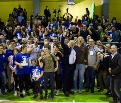 Basket: La Ge.Vi. Napoli stravolge i pronostici e viola il P
