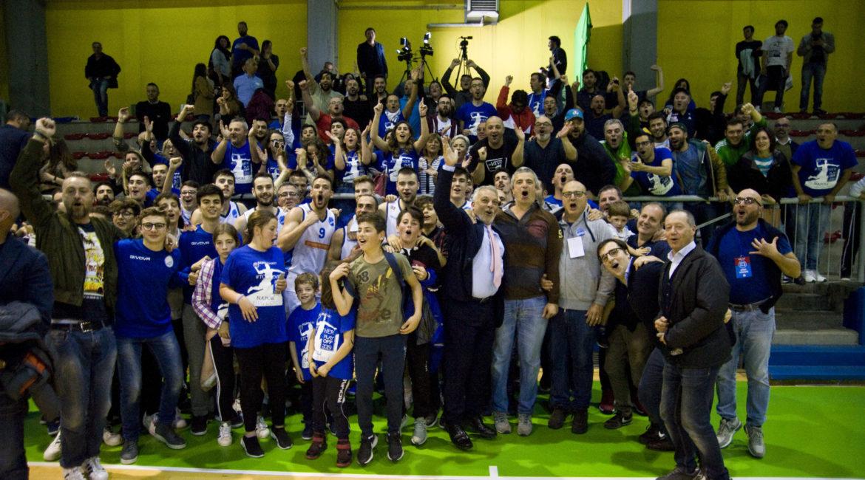Basket: La Ge.Vi. Napoli stravolge i pronostici e viola il Palalaia di Palestrina