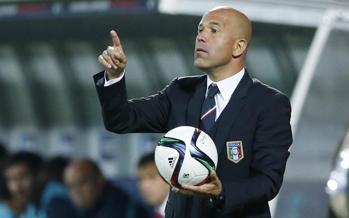 """Di Biagio: """"Dobbiamo vincere l'Europeo. Siamo un gruppo forte"""""""