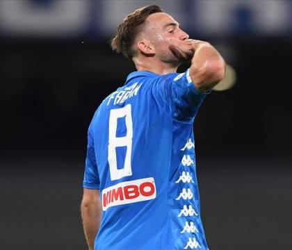 Gazzetta |  Il Napoli vuole blindare Fabian  Respinte offerte di Inter |  Real e Atletico