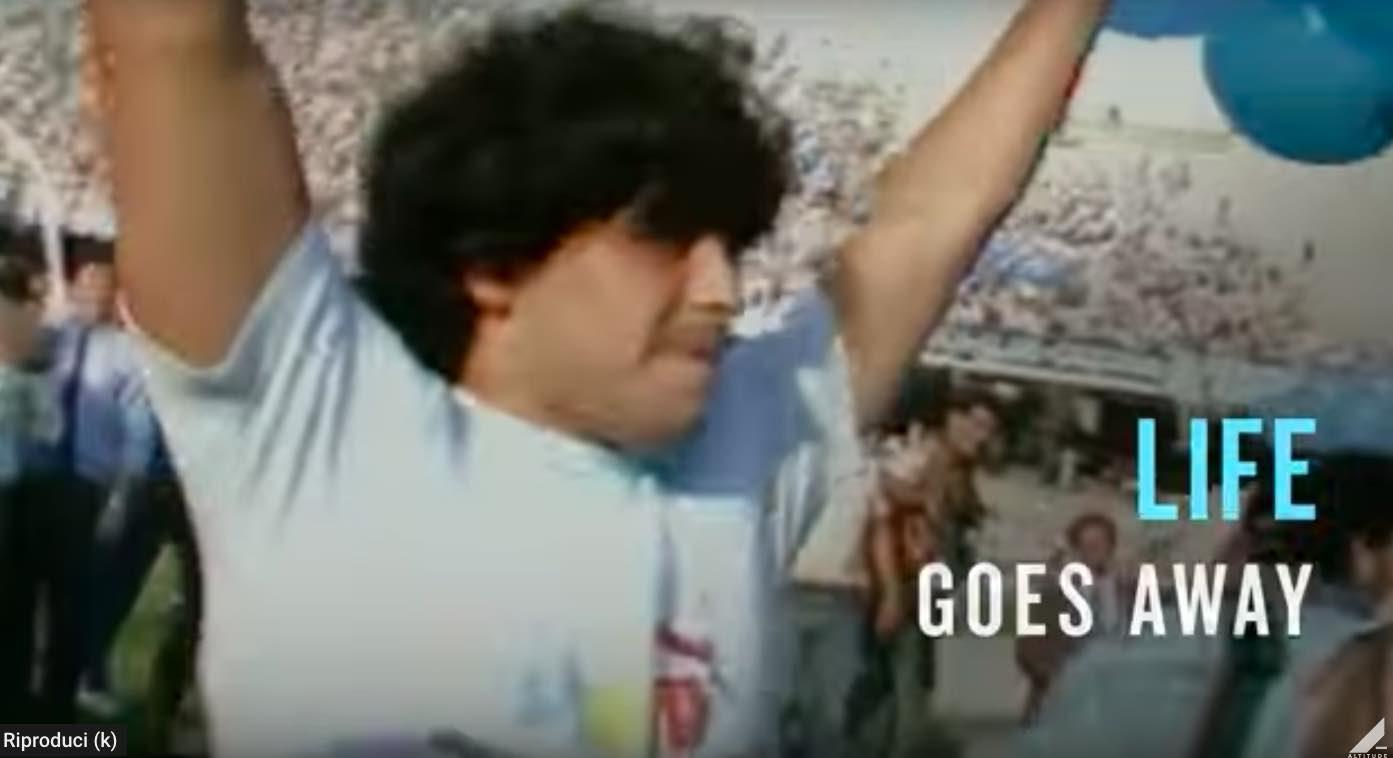 Nel giorno del primo scudetto esce il trailer del docu-film su Maradona