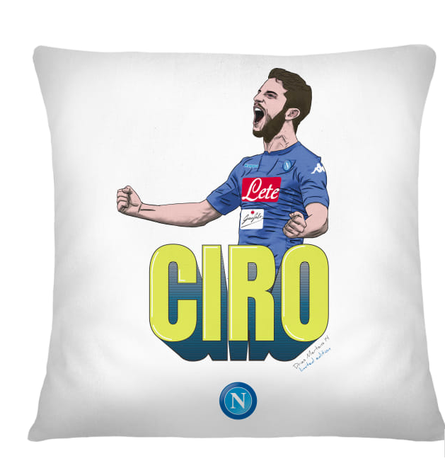 Il Napoli lancia la nuova offerta di merchandising on-demand