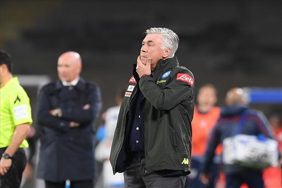 Ancelotti: «Llorente è un giocatore di calcio»