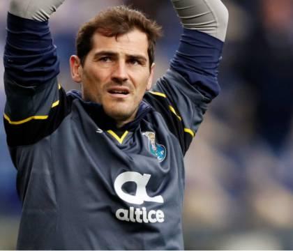 """Iker Casillas dice basta: """"La mia carriera é stata un sogno"""""""