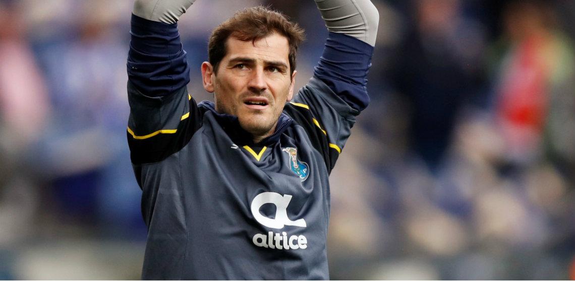 """Iker Casillas si ritira: """"È il percorso che ho sempre sognato di fare"""""""