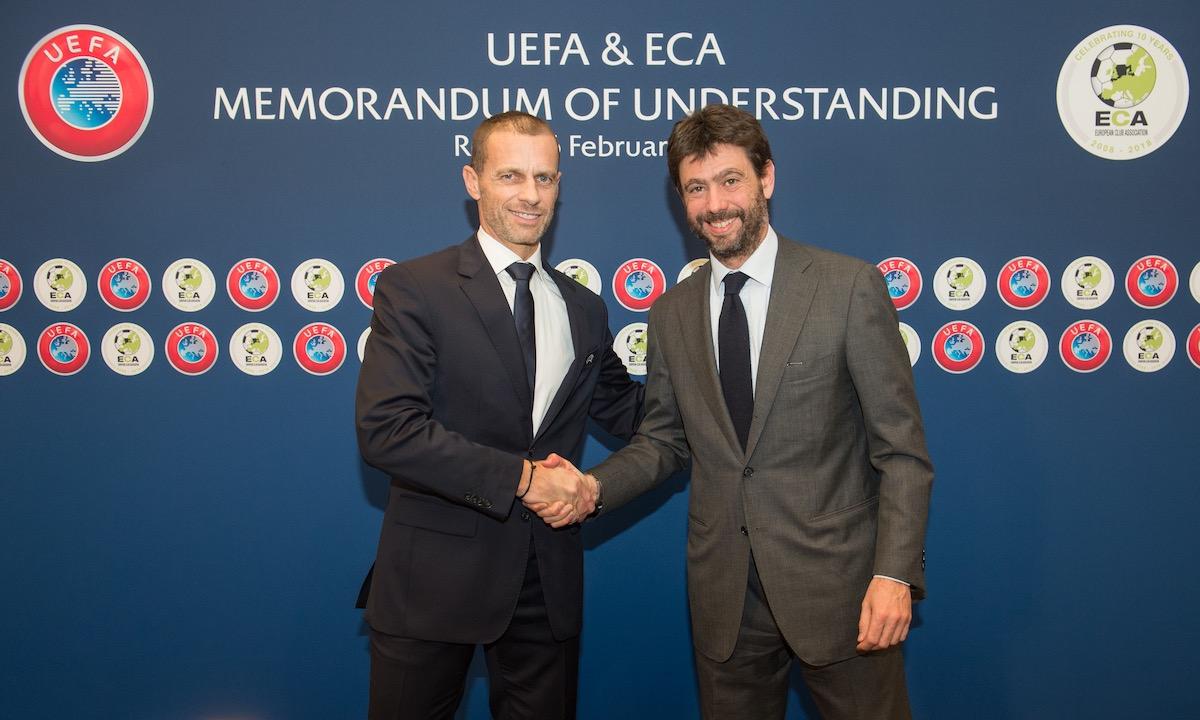 SuperLega, l'accusa alla Uefa è di essere d'accordo con l'Eca