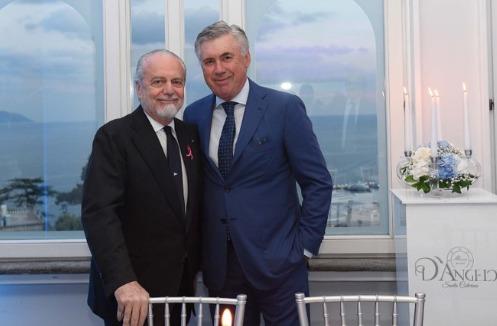 La Gazzetta segue la linea della freddezza tra De Laurentiis e Ancelotti