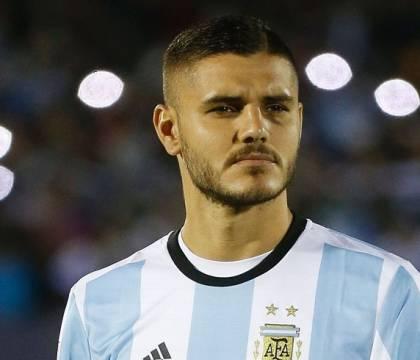 Niente Coppa America per Mauro Icardi