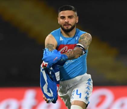Formazioni Napoli-Inter |  Insigne in panchina  Fuori anche Mario Rui e Hysaj