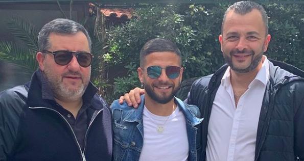 Sky – Incontro De Laurentiis-Ancelotti-Insigne-Raiola: il futuro potrebbe essere a Napoli