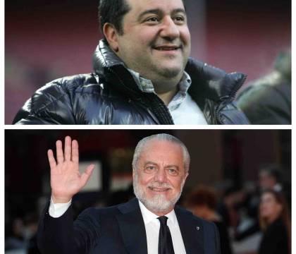 Gazzetta: Raiola non ha gradito la clausola di De Laurentiis