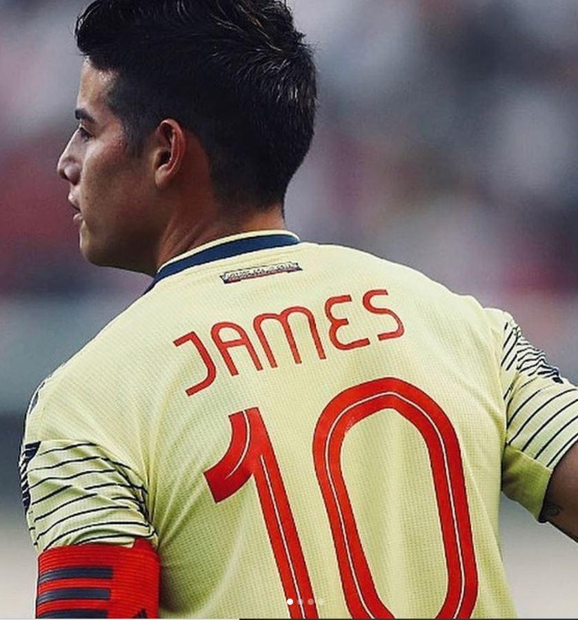 James Rodriguez: il trequartista mancino con fiuto per il gol e star dei social