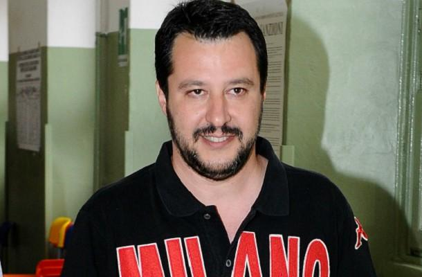 """Salvini su Valeri: """"Perché non è sceso in campo direttamente con la maglia bianconera?"""""""