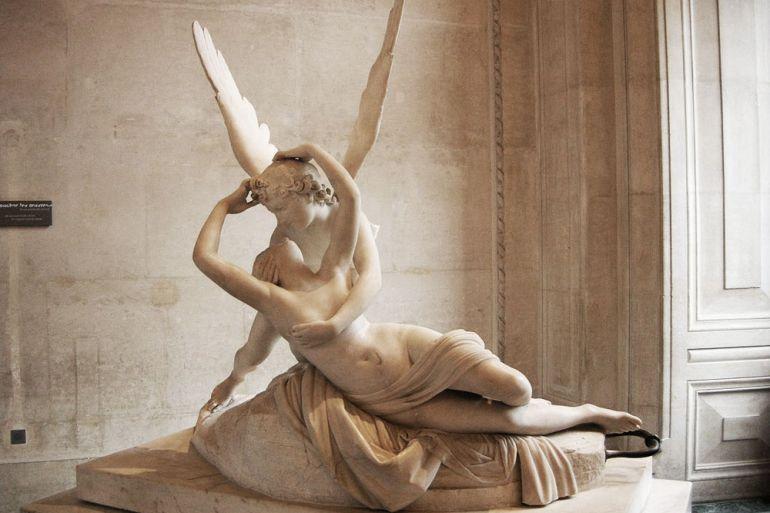 Una visita narrata alla scoperta delle sculture di Antonio Canova