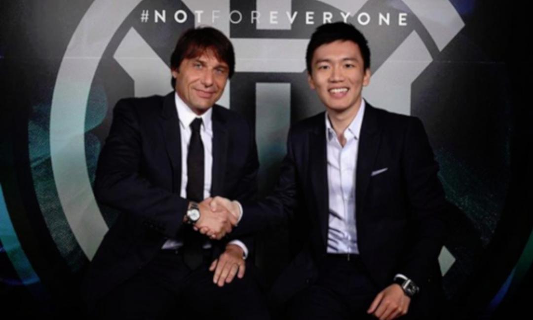 Conte e l'Inter: «Sul mercato siamo in ritardo, Lukaku è dello United»