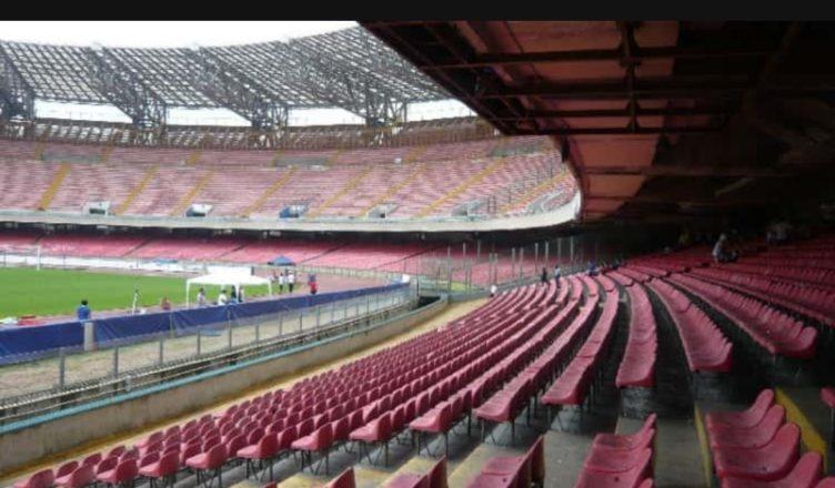 #curveinferiorisemprepiene: la proposta di un gruppo di tifosi sparsi al Napoli