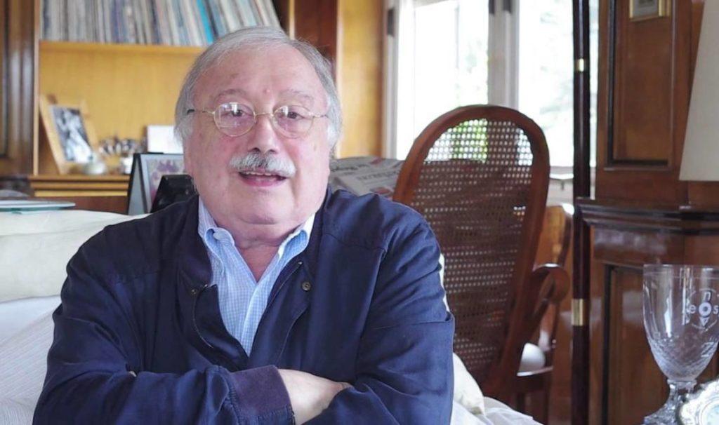 """Minà: """"Napoli è la fabbrica di tutto ciò che ho amato in 60 anni di giornalismo"""""""