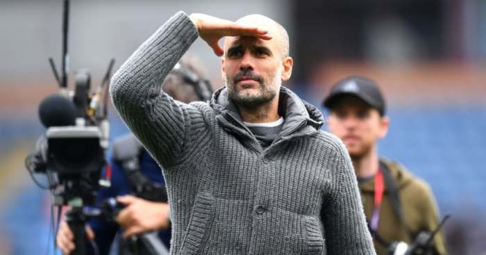 Mirror: Guardiola potrebbe sostituire Sarri alla Juve per la prossima stagione