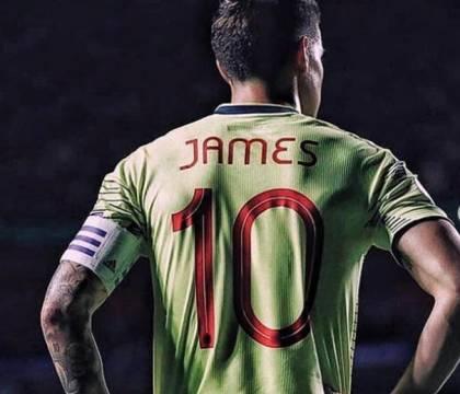 """Marca: """"James può anche rimanere al Real Madrid"""""""