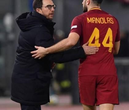 """De Laurentiis: """"Con Manolas c'è un problema caratteriale. Gi"""