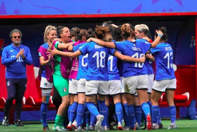 Italia-Giamaica 5-0: alta intensità e mai una sceneggiata. Azzurre qualificate
