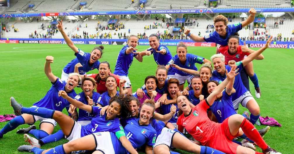 Gramellini: Le ragazze della Nazionale danno ragione a Brera che definì l'Italia «squadra femmina»