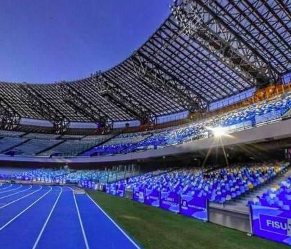 CorSport: per la Juve al San Paolo attesi 40mila spettatori