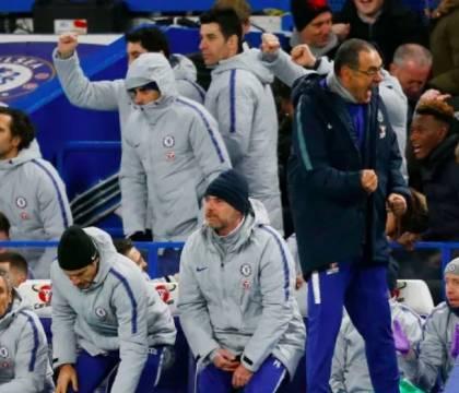 Il Chelsea saluta Sarri: «Voleva stare vicino ai genitori an