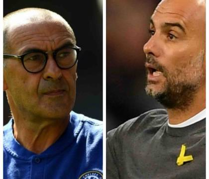 "Danilo: ""Sarri come Guardiola, per il gioco serve tempo ma p"