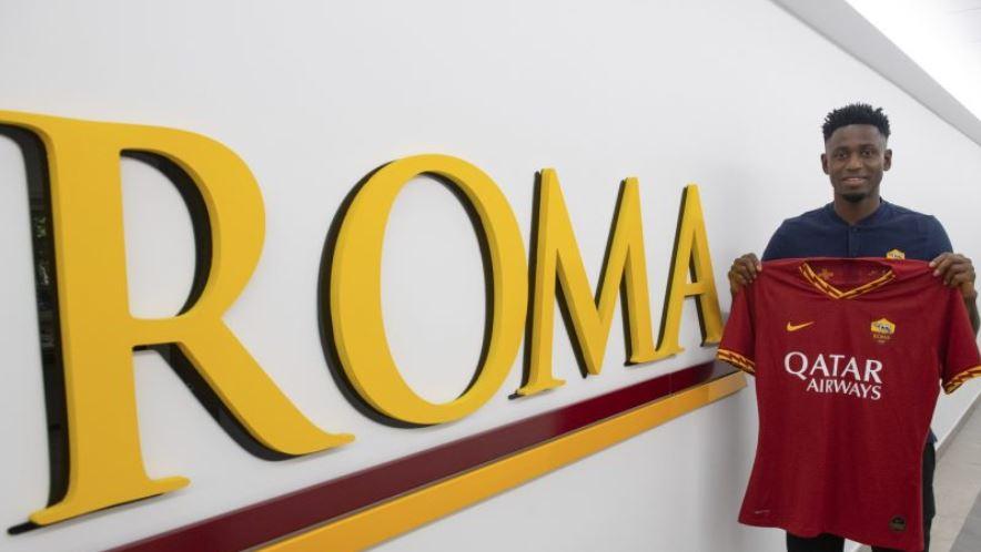 """Diawara: """"Essere un giocatore della Roma significa essere fortunato"""""""