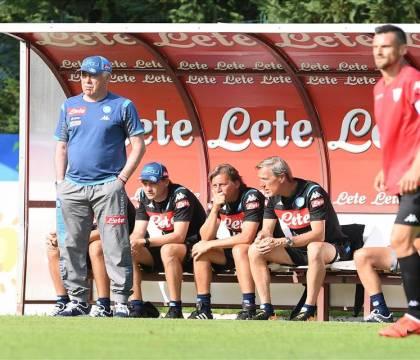 Zazzaroni: Napoli favorito per lo scudetto. Ancelotti non sb