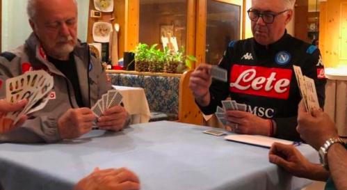 As: De Laurentiis e Ancelotti hanno un asso nella manica per far firmare James?