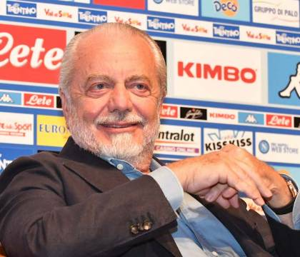 De Laurentiis positivo al Covid, Procura di Milano apre indagine