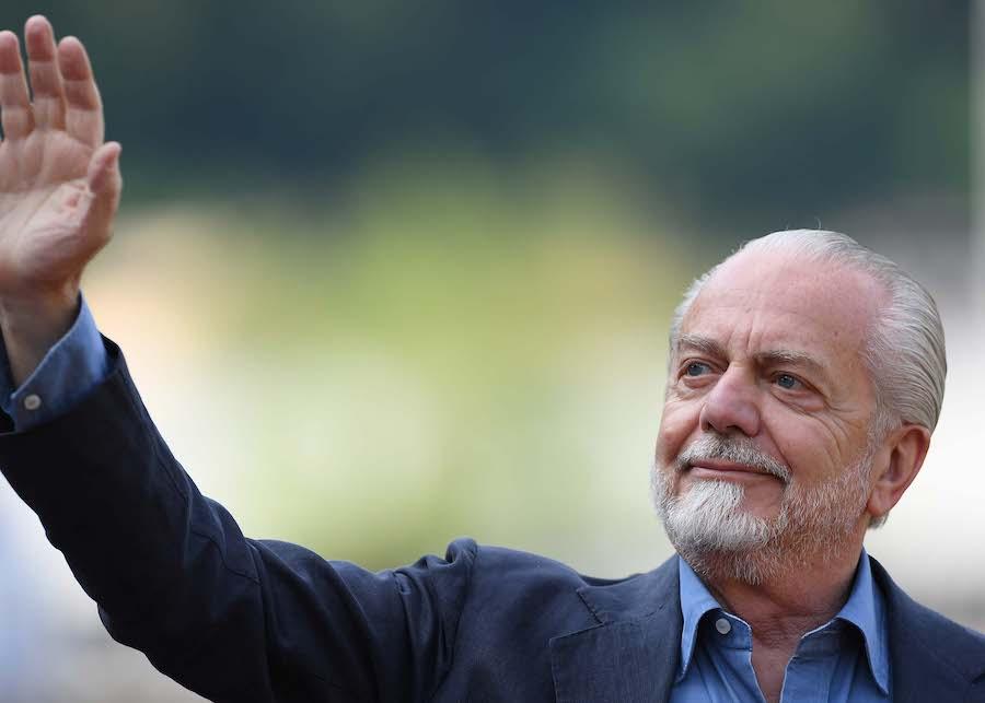 De Laurentiis: «In proporzione a Bari più abbonamenti che a Napoli. Se questo vuol dire essere grandi tifosi del Napoli»