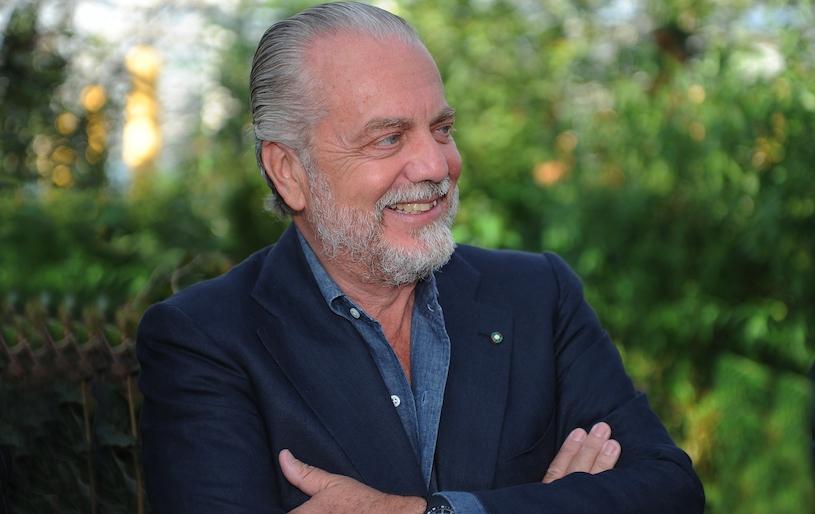 Repubblica: De Laurentiis a Napoli domani per firmare la convenzione del San Paolo