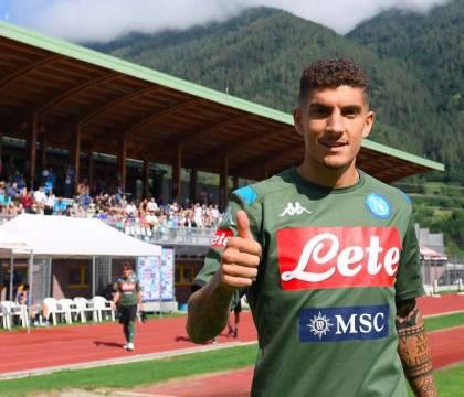 """VIDEO – 5 minuti con Giovanni Di Lorenzo: """"Vestire la maglia"""