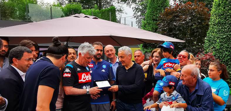 Week end a Dimaro con il Club Napoli Parlamento