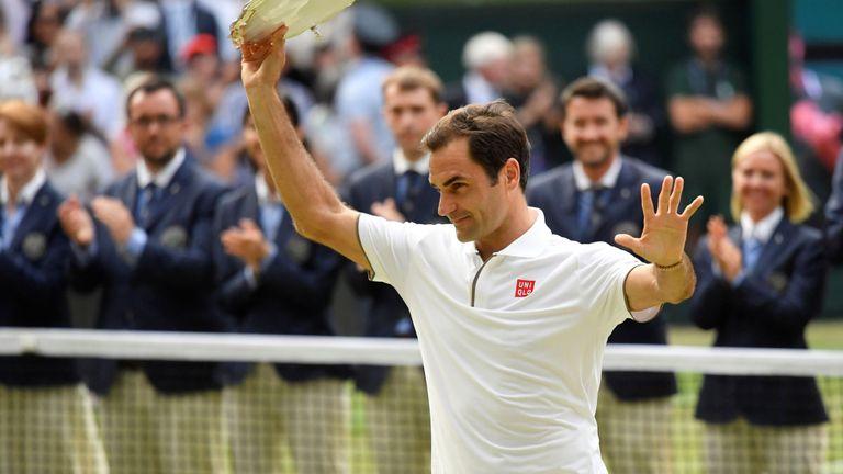 Federer ci interroga sulla sconfitta della bellezza