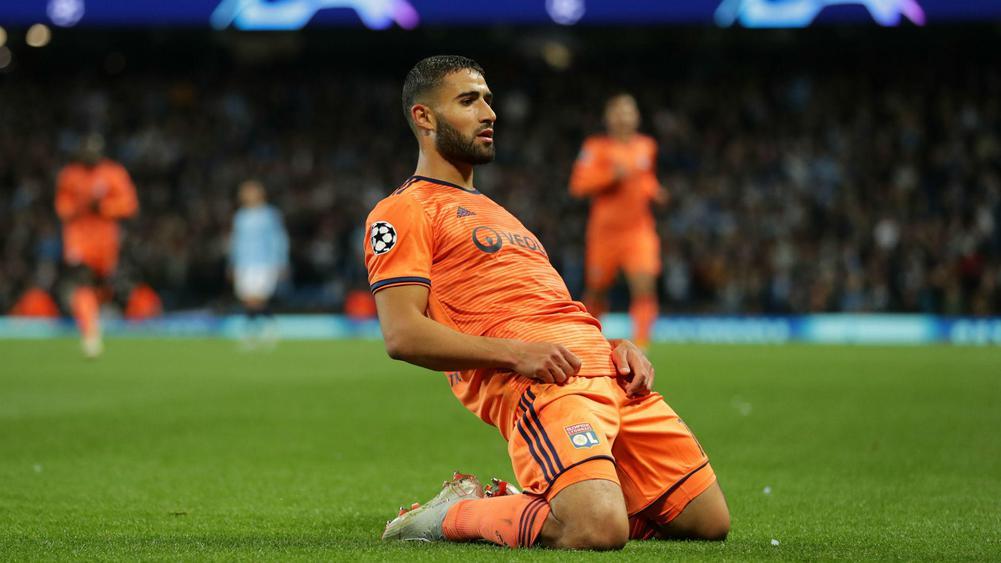 Fekir l'uomo che mise in ginocchio il City di Guardiola all'Etihad
