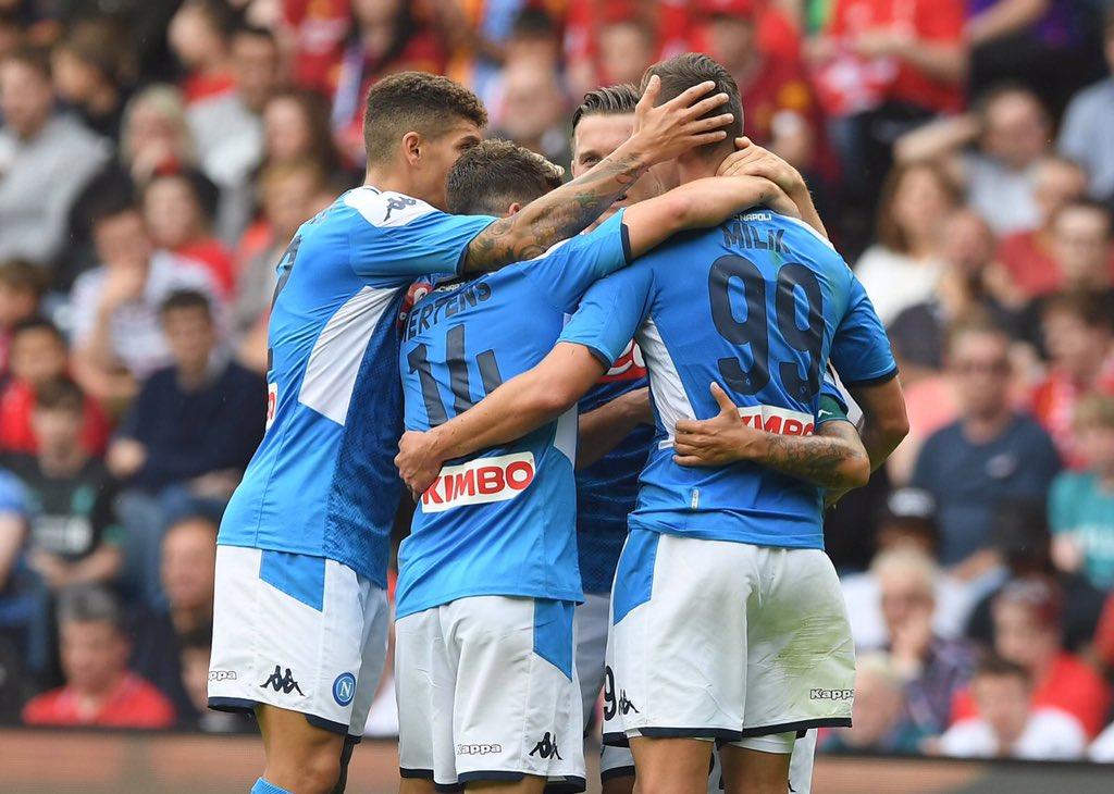 Osservatorio Findomestic, calano le aspettative verso il Napoli campione d'Italia