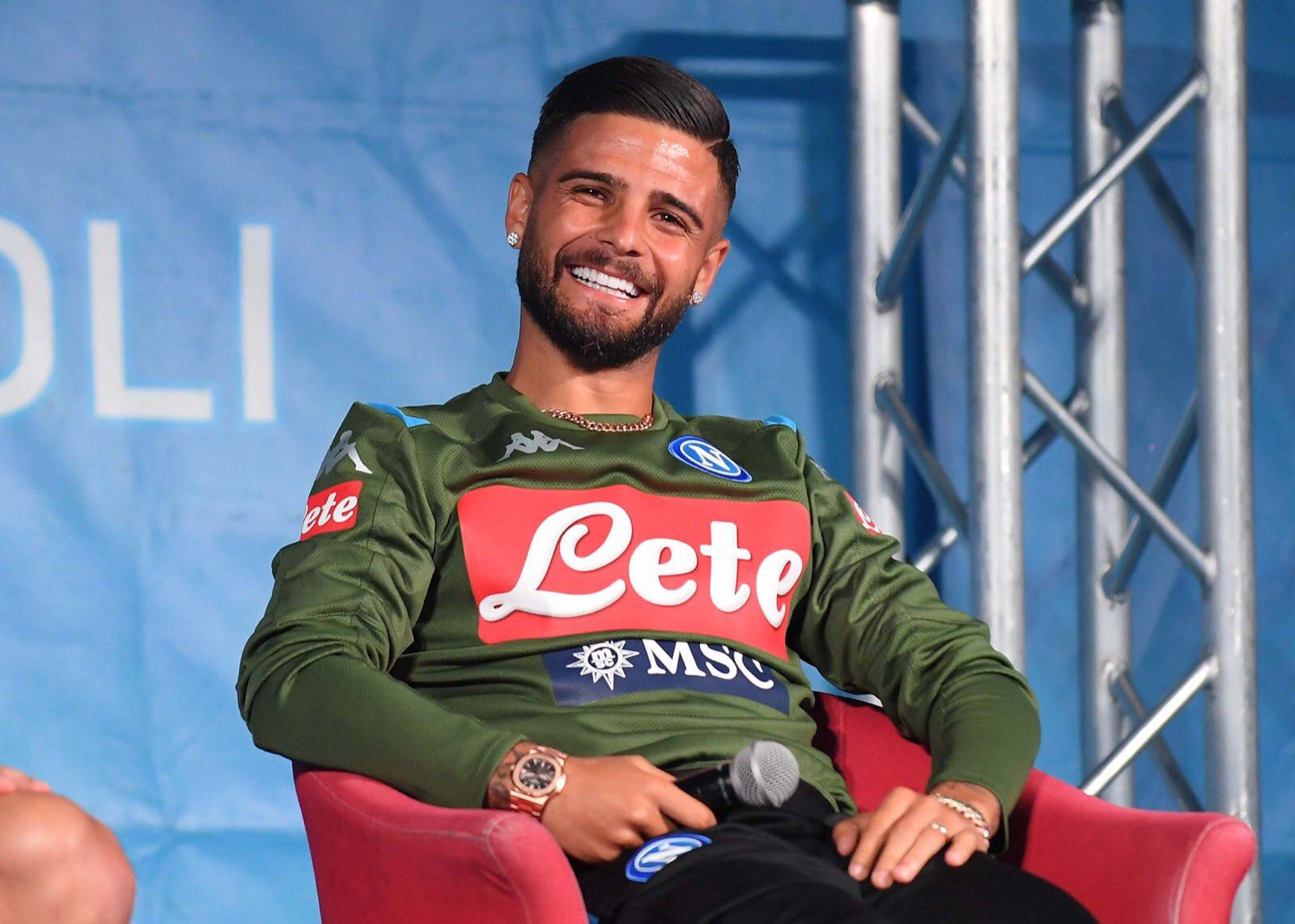 Insigne: «È il mio Napoli più forte. Spero che chi arrivi, abbia il giusto atteggiamento»