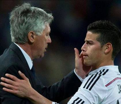 As: L'Atletico dubita. L'unica offerta reale per James è que