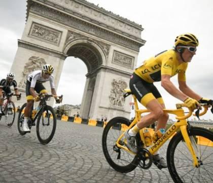 Sospetto doping di squadra al Tour de France: indaga la procura di Marsiglia