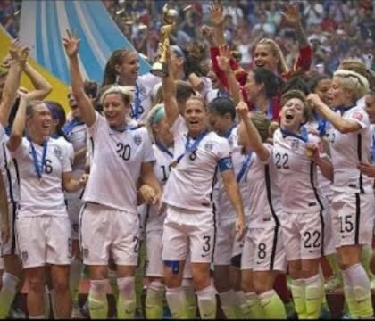 Grazie ai Mondiali femminili la Nike aumenta del 200% la ven