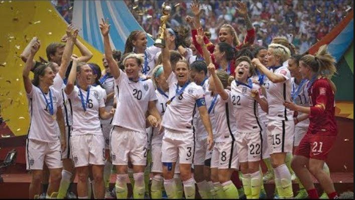 Grazie ai Mondiali femminili la Nike aumenta del 200% la vendita di magliette