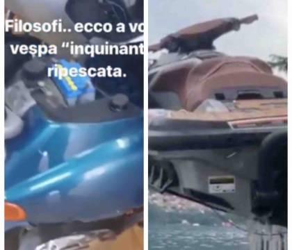 Crosetti: Wanda Nara avrà scommesso con Balotelli per il tuf