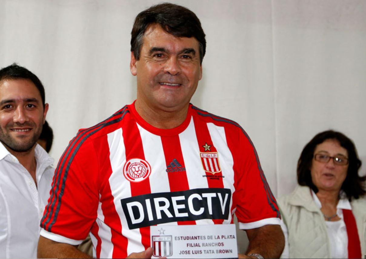 Josè Lis Brown, eroe dell'Argentina del Mondiale 1986 al fianco di Maradona