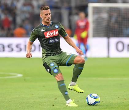 Carlo Alvino: «In attacco giocano Milik e Llorente»