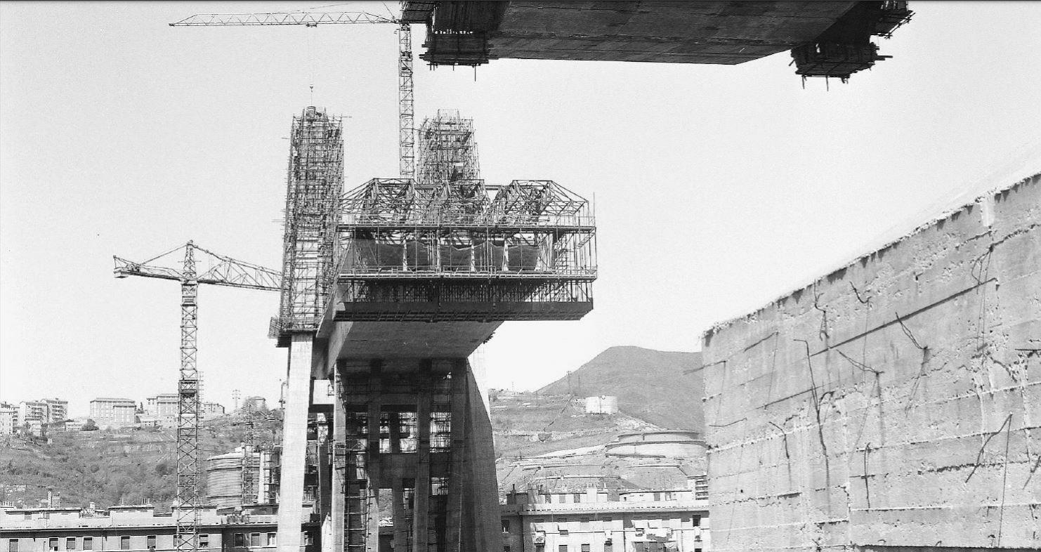 Il Fatto: Il Ponte Morandi era malato prima di nascere. Nei vecchi documenti la verità sulla tragedia